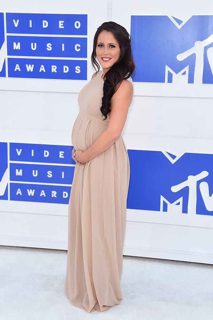 Jenelle accused MTV of making her look bad on screen (Photo by Jamie McCarthy/Getty Images)