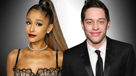 Ariana Grande and Pete Davidson get tattoos together while they shop for furniture