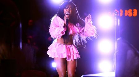 """I'm blessed to say my voice is not permanently damaged"": SZA"