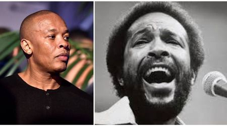 Dr. Dre set to make Marvin Gaye biopic, procures music rights