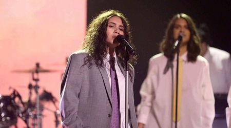Watch Alessia Cara's TV debut of new single 'Growing Pains' on Tonight Show Starring Jimmy Fallon