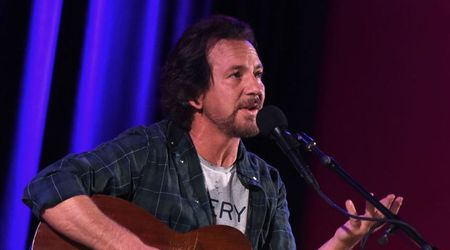 "Pearl Jam cancels a concert at the O2 Arena after Eddie Vedder ""loses his voice"""