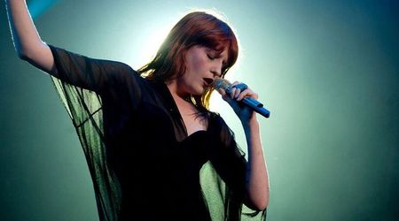 Listen to Florence + The Machine's new song 'Big God', the latest offering from their upcoming album 'High As Hope'