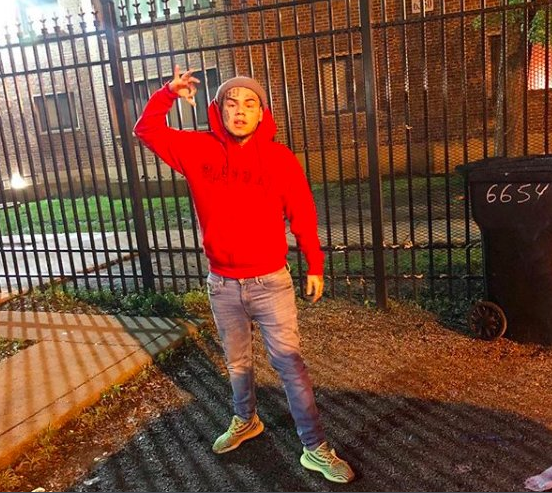 6ix9ine may be involved in Keef's shooting (Source: Twitter)
