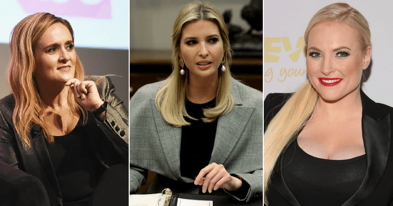 Meghan McCain calls out Ivanka Trump for keeping silent on ...