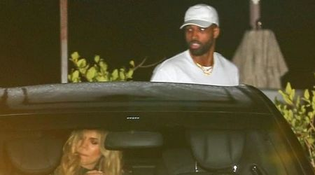 Khloe Kardashian spotted with Tristan Thompson in LA first time after cheating scandal