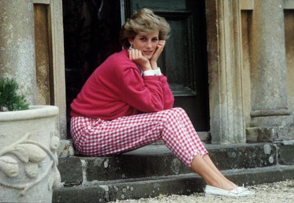 Princess Diana (Source: Getty Images)