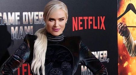 WWE Superstar CJ 'Lana' Perry opens up about her pro-wrestling career and preparing for 'Money in the Bank' match