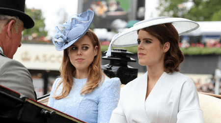 Princess Eugenie wears an engagement worthy outfit to the first day at the Royal Ascot races