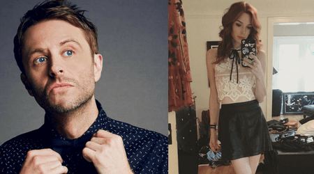 Chloe Dykstra's final texts to ex Chris Hardwick reveal she begged to get back with him