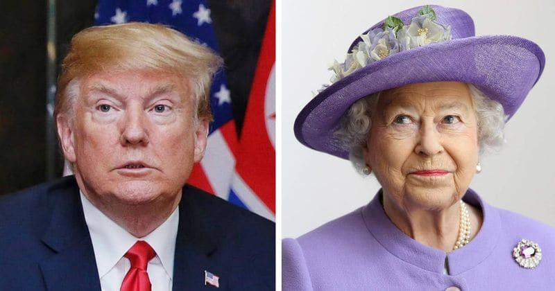 Donald Trump might be meeting Queen Elizabeth on his trip to Britain next month