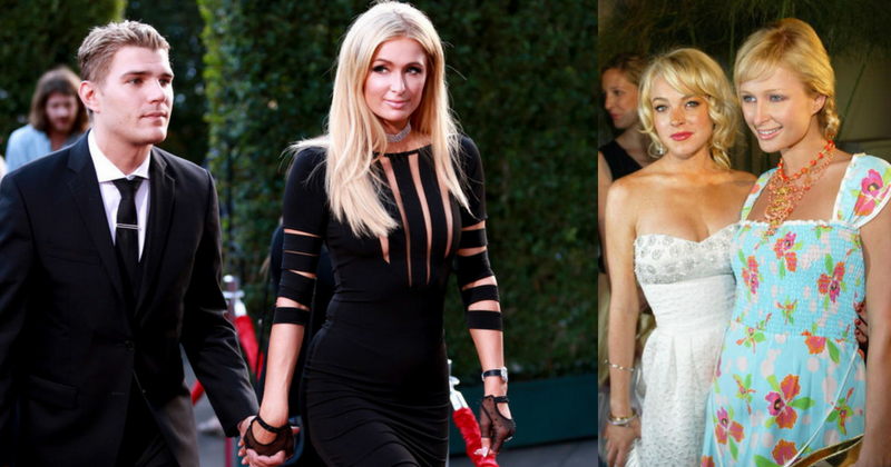 Paris Hilton says that she won't be inviting Lindsay Lohan