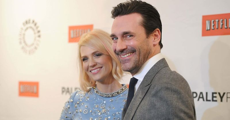 who is jon hamm dating now