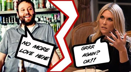 RHONY star Tinsley Mortimer and boyfriend Scott Kluth have split up again