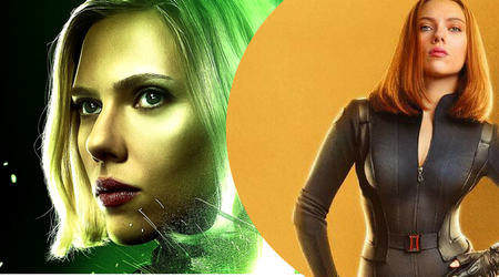 Scarlett Johansson's Black Widow solo movie eyes Cate Shortland to come on board as director