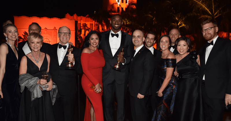 6a380b29100 Kobe Bryant's invitation to the Film Academy rescinded | MEAWW