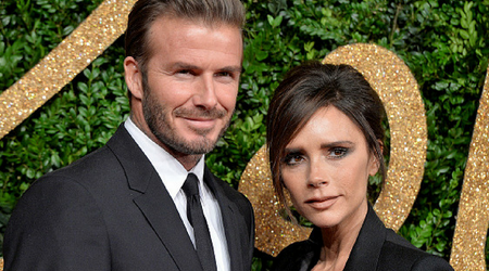 "Victoria Beckham slams rumors that she and David are splitting up, insists she's trying to be ""the best mother and wife"""