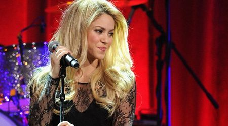 Shakira's website caught selling necklace with Nazi symbol to promote her 'El Dorado' world tour