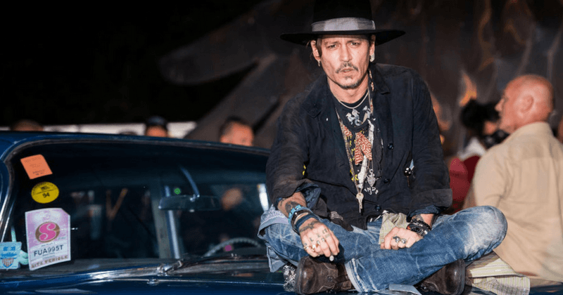 Johnny Depp says his life is 'full of betrayal' as he opens up about depression and expensive habits