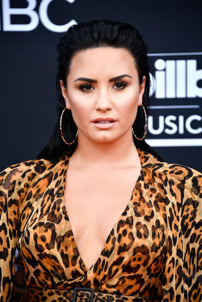 Lovato celebrated six years of sobriety, about she has been vocal and spoken out in front of the general public. (Getty Images)