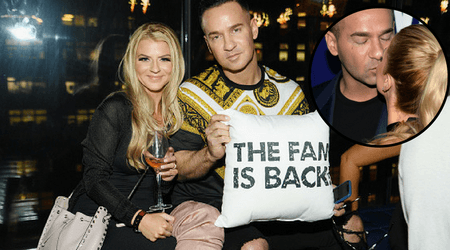 Mike 'The Situation' Sorrentino gushes about his fiance Lauren Pesce after 'Jersey Shore' engagement