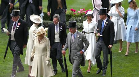 Meghan Markle looked confused after jockey Frankie Dettori kissed her hand. But did he break the royal code?