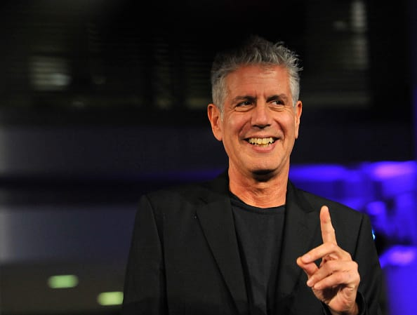 Anthony Bourdain (Source: Getty Images)