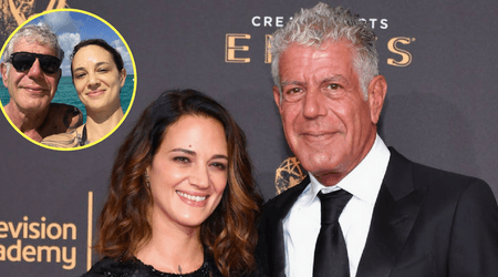 'Two weeks without you': Asia Argento remembers Anthony Bourdain with a sweet selfie