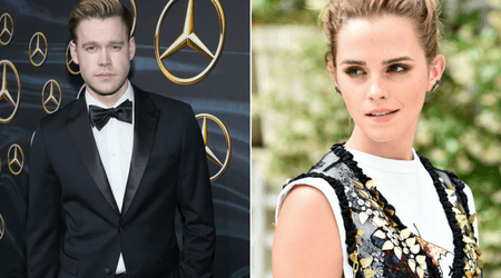 Emma Watson and ex-boyfriend Chord Overstreet spotted kissing after split rumors