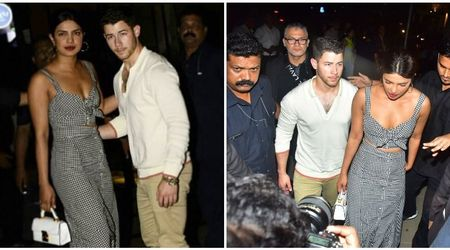 Nick Jonas and Priyanka Chopra travel to India to meet her mother: 'It's getting serious'