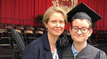 Cynthia Nixon reveals her oldest son is transgender in an Instagram post
