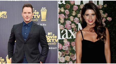 Chris Pratt and Katherine Schwarzenegger were reportedly set up by her mother Maria Shriver