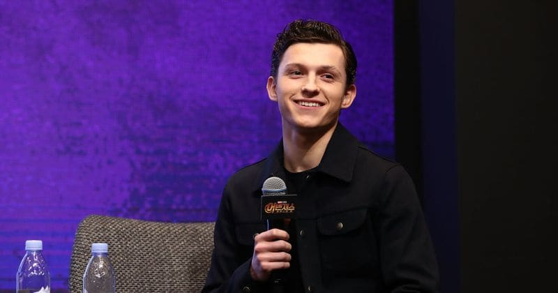 Tom Holland might just have revealed the title of  'Spiderman Homecoming' sequel