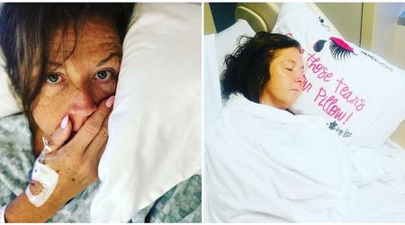 Abby Lee Miller forgets cancer battle for a while as she