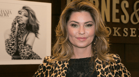"Shania Twain opens up on her struggle with Lyme disease: ""I couldn't even call out for my dog"""