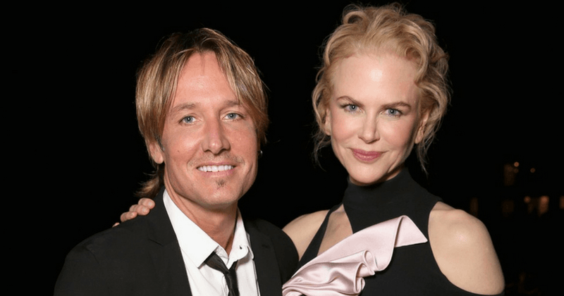 Nicole Kidman Keith Urban Anniversary: Keith Urban Wishes Nicole Kidman On Their Marriage