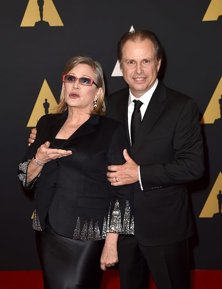 Todd Fisher's memoir celebrates the legacy of the two powerful women he grew up with, his mother Debbie Reynolds and sister Carrie Fisher (Getty Images)