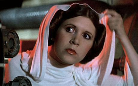 Carrie Fisher set a legacy in the iconic character of Princess Leia (Facebook)
