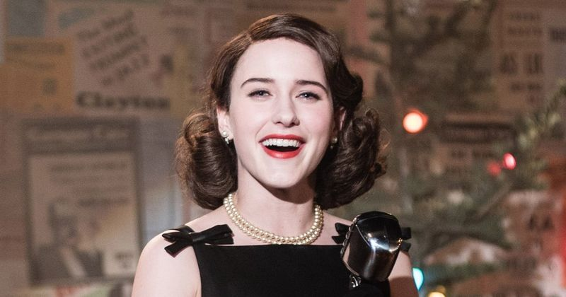 'The Marvelous Mrs. Maisel' is proof that the funny woman has arrived!