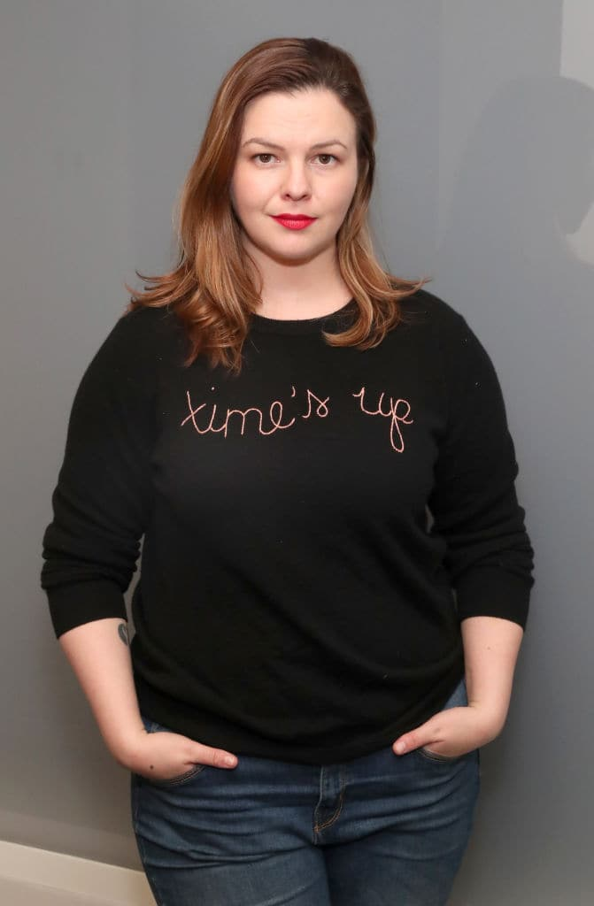 Amber reveals she was asked to lose weight (Photo by Astrid Stawiarz/Getty Images for Tribeca Film Festival)