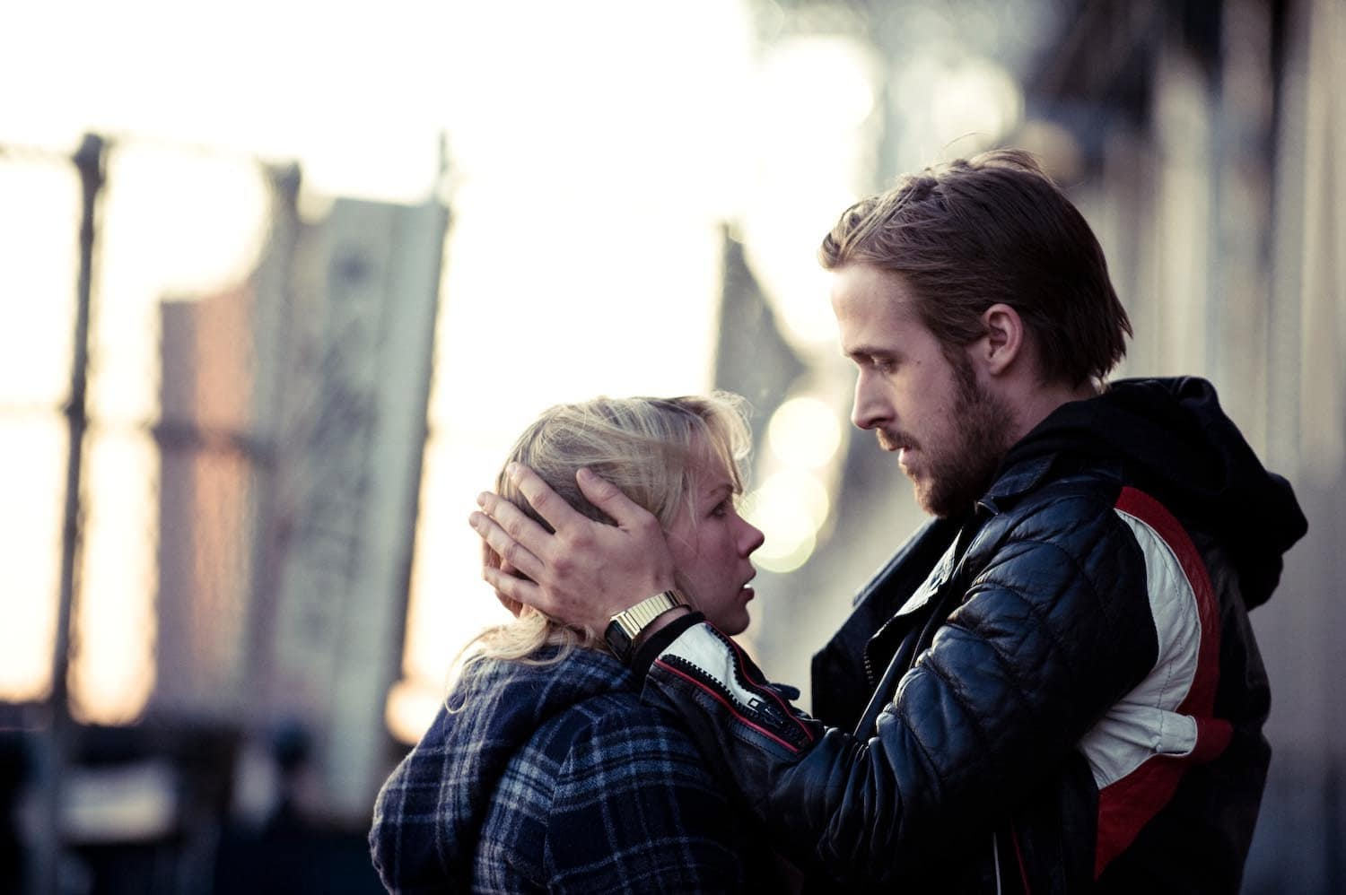 Scene from Blue Valentine (Facebook)