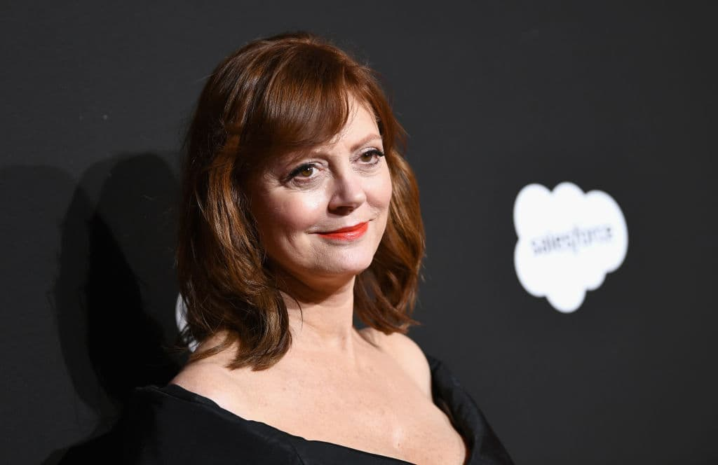 The actress has encountered hostility since the presidential elections because she had suggested that people vote for a third party candidate (Getty Images)