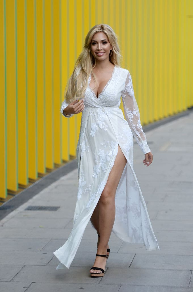 Farrah Abraham attends the photocall of MTV's new show 'Single AF' at MTV London on June 25, 2017 in London, England. (Photo by Eamonn M. McCormack/Getty Images)