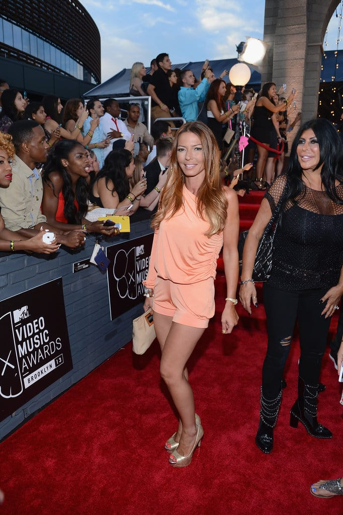 Drita Davanzo attends the 2013 MTV Video Music Awards at the Barclays Center on August 25, 2013 in the Brooklyn borough of New York City. (Photo by Larry Busacca/Getty Images for MTV)