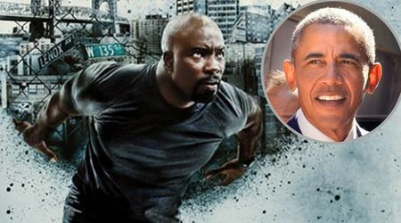 Barack Obama in Marvel's 'Luke Cage'? It would happen if Mike Colter had his way