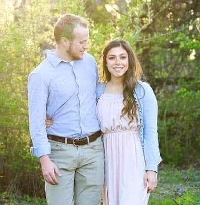 Josiah and Lauren were first linked together when was spotted traveling with the Duggar clan on their trip to Australia. (Source: Facebook)