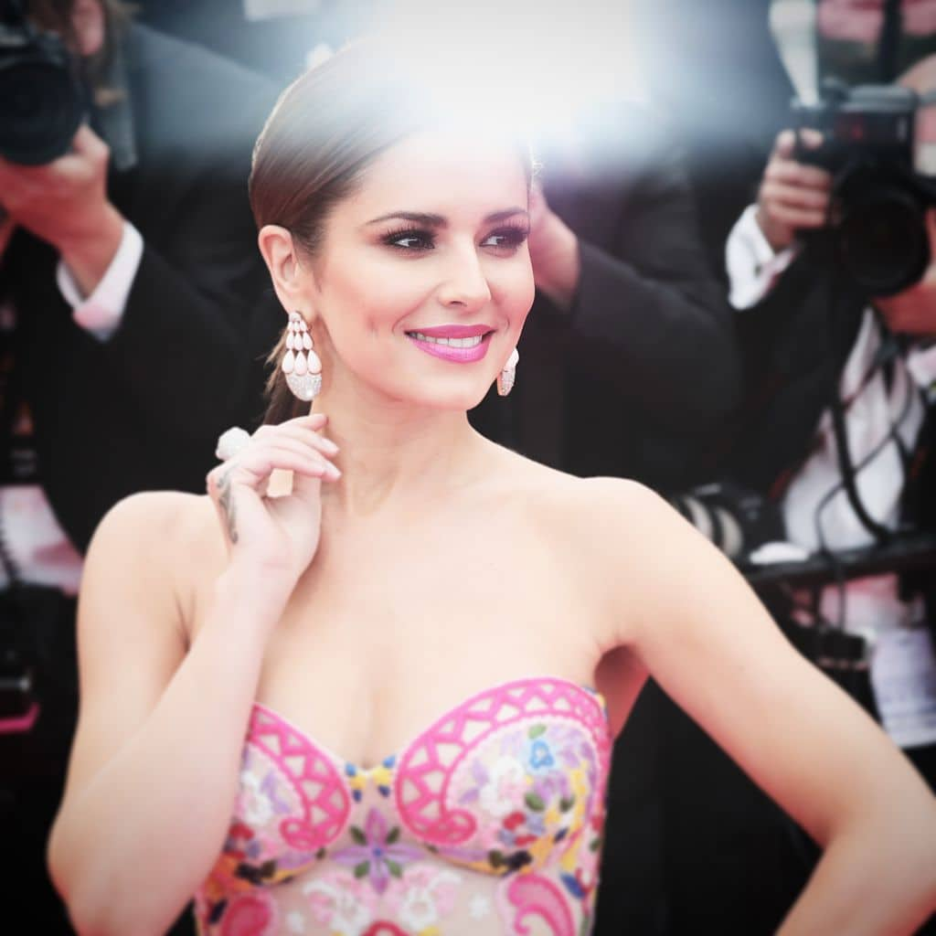 Cheryl Cole attends the 'Slack Bay (Ma Loute)' premiere (Getty Images)