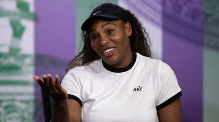 "Serena Williams opens up about stopping breastfeeding daughter and her battle to lose the pregnancy weight: ""I cried a little bit"""