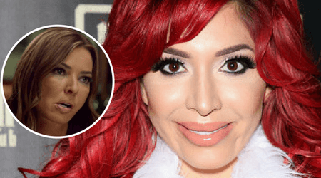 Teen Mom star Farrah Abraham files for restraining order against Mob Wives' Drita D'Avanzo after heated Twitter war