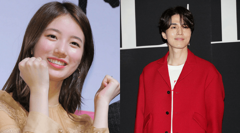 Korean actor Lee Dong-wook and singer-turned actress Suzy have called it quits after 4 months of publicly dating (Getty Images)